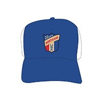 Badge Trucker Royal