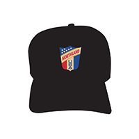 Badge Solid Black